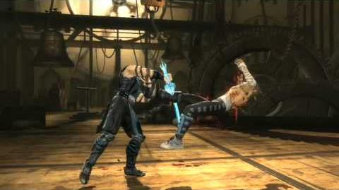Sub-Zero HD Gameplay Video - Mortal Kombat