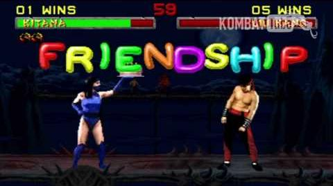 MK II Kitana Friendship