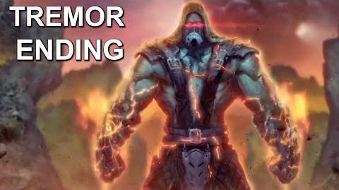 Mortal Kombat X Tremor Ending Arcade Ladder