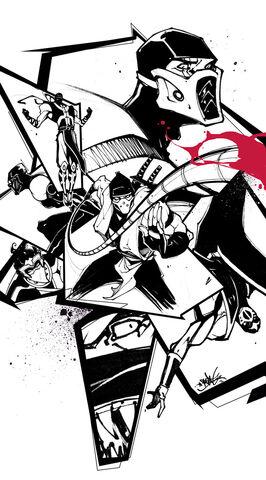 File:Dangerous Ninjas by ScorpionBlaze.jpg