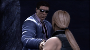 Johnny Helps Sonya
