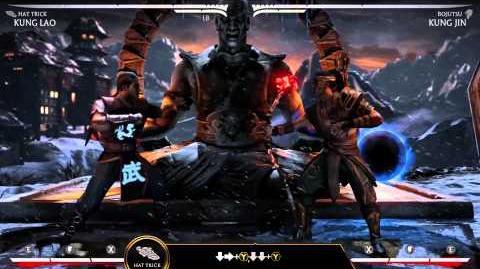 Mortal Kombat X Kombat Klass - Kung Lao