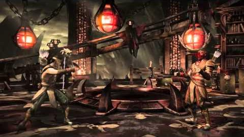 Kung Jin Brutality 4 - Bullseye