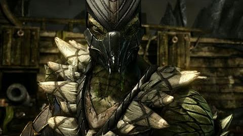 Mortal Kombat X Reptile Official Trailer