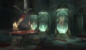 Shang Tsung's Flesh Pits (MK9)