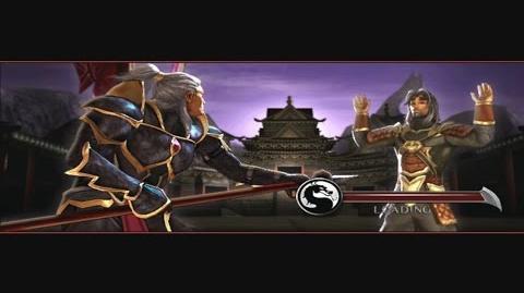 Mortal Kombat Deception - Konquest Walkthrough Pt 10 13 - Outworld Chapter 3