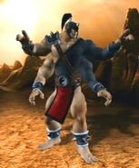Goro Alternative Costume from MK-D,MK-A