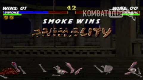 MK III Smoke Animality