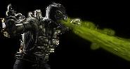 Mortal Kombat X - Reptile Render