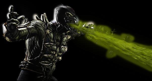 File:Mortal Kombat X - Reptile Render.png