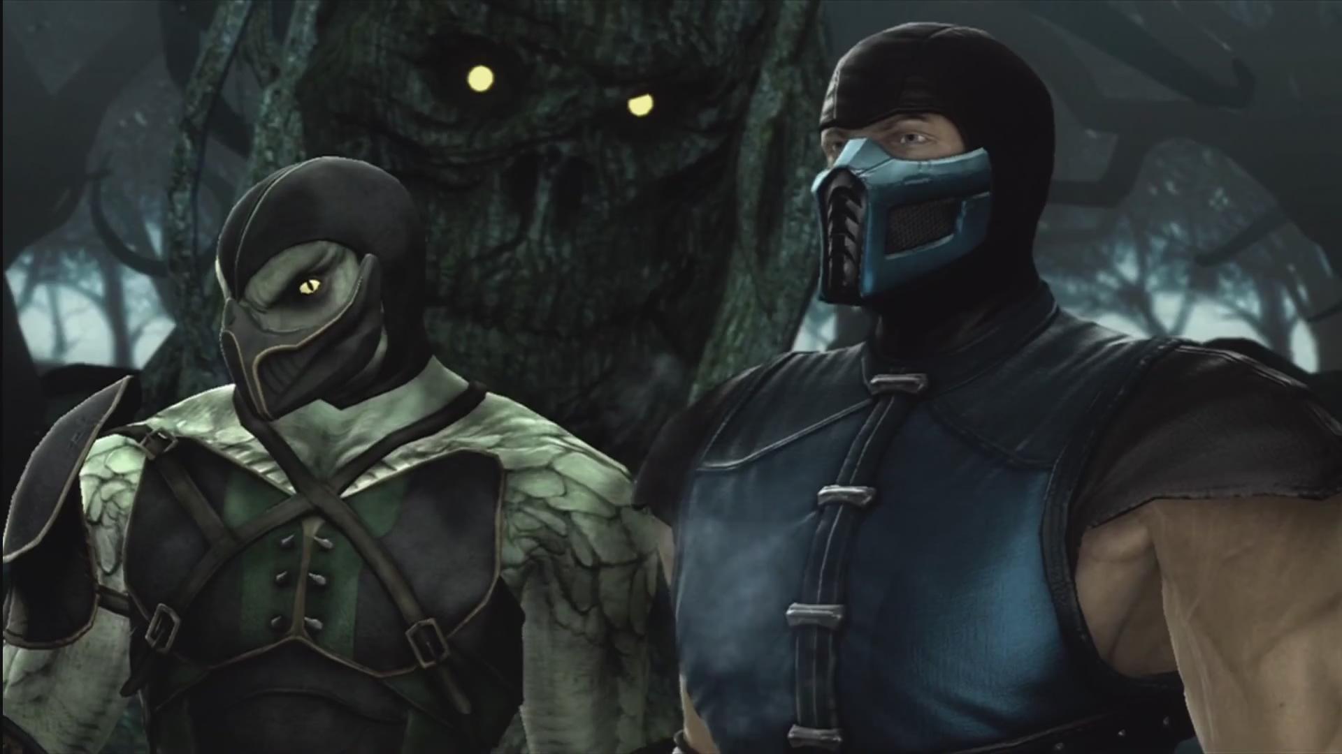 Image - MK9 - Sub-Zero and Reptile.JPG | Mortal Kombat ...