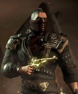 Erron Black Bounty Hunter Alternate Costume MKX