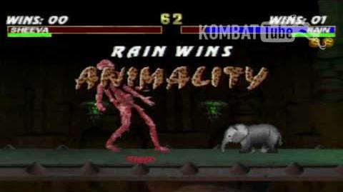 MK III Rain Animality