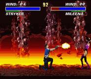Stryker's Gun Blast