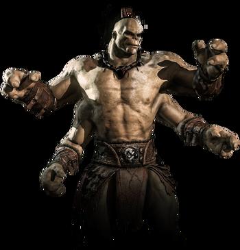Goro | Mortal Kombat Wiki | Fandom powered by Wikia