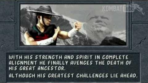 Kung Lao/Videos