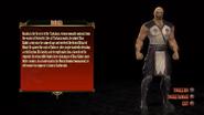 MK 2011 Baraka's Character Bio