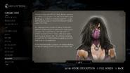 MK Mileena Concept Art 1