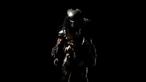 Mortal Kombat X Predator is Coming
