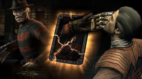 Mortal Kombat X Mobile - Freddy Krueger Challenge Early Access Pack