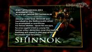 Shinnok biokard