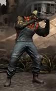 Farmer Jax in mobile game