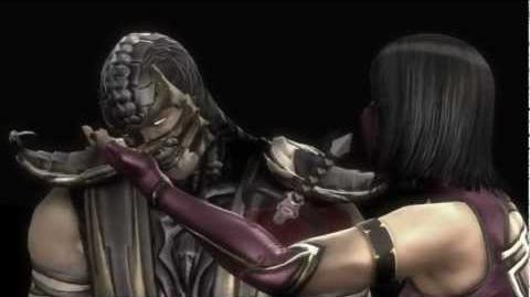 Happy Valentine's Day (Mileena❤Scorpion)