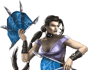 File:Kitana with her Steel Fans.png