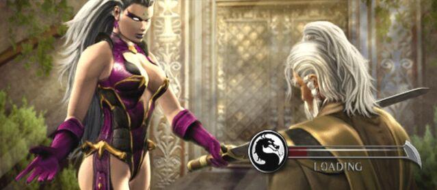 File:Queen Sindel with an Edenian Sword.jpg