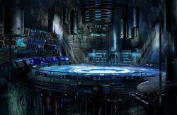 Bat Cave (MK vs. DC Universe)