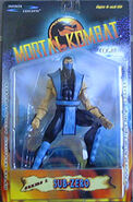 Sub-zero IC collectible