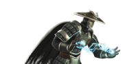 PLAYER RAIDEN