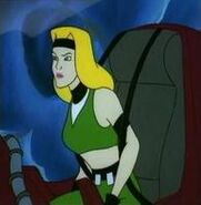 Sonya Blade (cartoon)