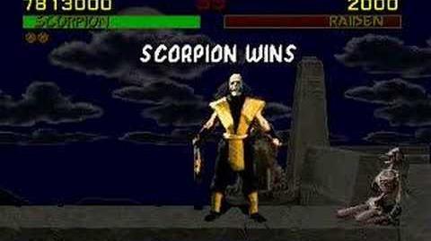 Mortal Kombat 1 - Scorpion's Fatality-0