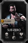 Sub Zero 1