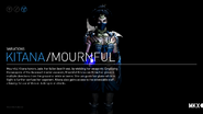 Kitana's Mournful Variation