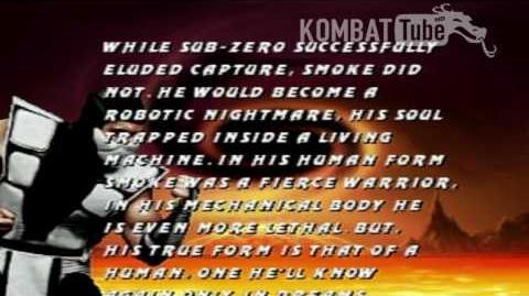 MK III Ending SMOKE
