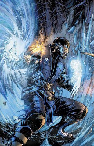 File:Sub-Zero Mortal Kombat X Comic.jpg