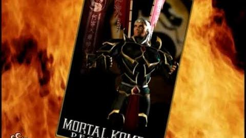 -HQ- Mortal Kombat- Deception - Hotaru Trading Card