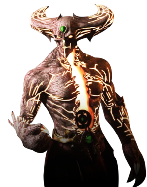 Shinnok Corrupted