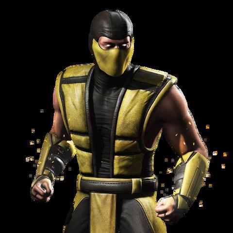 File:Mortal kombat x ios scorpion render 7 by wyruzzah-d9j69xy.png