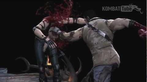 "MK9 Kano ""Eat Your Heart Out"" Fatality"