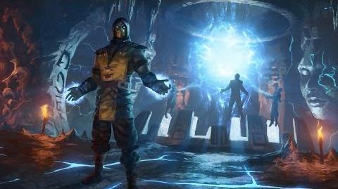 Mortal Kombat X - Scorpion's Ending