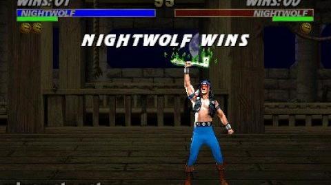 Mortal Kombat 3Nightwolf2