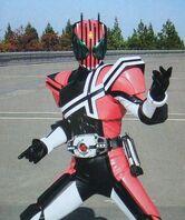 19 Kamen Rider Decade (2009)