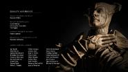 MKX Credits Shinnok