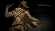 MKX credits Erron Black