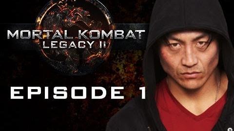 Mortal Kombat Legacy II - Episode 1
