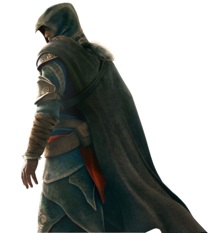 File:Revelations Ezio Render.png