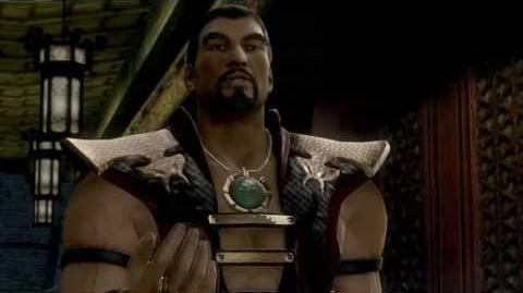 Shang Tsung - HD Gameplay Trailer